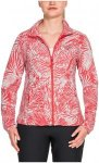 Jack Wolfskin Fleecejacke Frauen Kiruna Jungle Women L rot, Gr. L