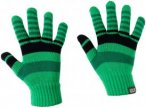 Jack Wolfskin Handschuhe Kinder Cross Knit Gloves Kids one size grün, Gr. ONE S