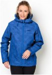 Jack Wolfskin Hardshell Frauen Chilly Sunrise Women M blau, Gr. M