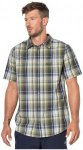 Jack Wolfskin Hemd Hot Chili Shirt Men M braun, Gr. M