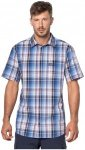 Jack Wolfskin Hemd Hot Chili Shirt Men S blau, Gr. S
