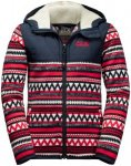 Jack Wolfskin Kids Navajo Mountain Fleece 164 rot, Gr. 164