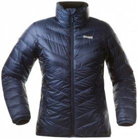 Bergans - Women's Down Light Jacket - Daunenjacke Gr L schwarz/blau