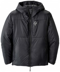 Black Diamond - Stance Belay Parka - Kunstfaserjacke Gr XL schwarz