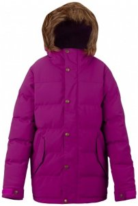 Burton - Girl's Traverse Jacket - Winterjacke Gr L lila/rosa