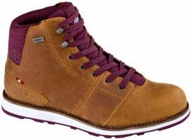 Dachstein - Women's Julie DDS - Sneaker Gr 37 braun/lila