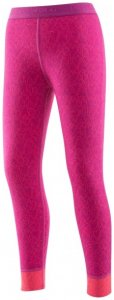 Devold - Active Happy Heart Kid Long Johns Gr 6 years rosa