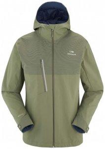 Eider - Bushwick Jacket - Hardshelljacke Gr M;S grau/oliv;schwarz/grau