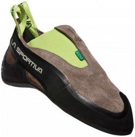 La Sportiva - Cobra Eco - Kletterschuhe Gr 44,5 schwarz/grau