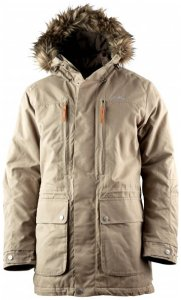Lundhags - Berje Parka - Mantel Gr XL beige/grau/braun