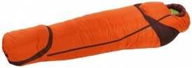 Altitude Down 5-Season Schlafsack dark orange 200 L