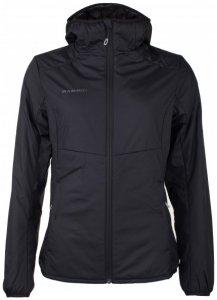 Mammut - Runbold Advanced Insulated Hooded Jacket Women Gr L schwarz