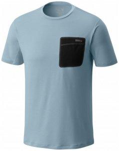 Mountain Hardwear - Metonic Short Sleeve Shirt Gr S blau