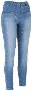 Nikita - Women's Crush Jean - Jeans Gr 31 - Length: 34'' blau/grau
