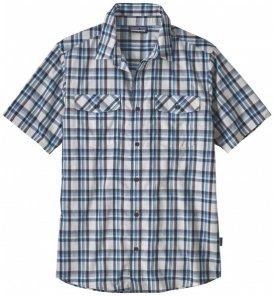 Patagonia - High Moss Shirt - Hemd Gr M;S grau/blau;grau