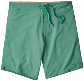 Patagonia - Light and Variable Board Shorts 18'' Gr 34 türkis