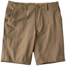 Patagonia - Stretch Wavefarer Walk Shorts 20'' - Boardshort Gr 38 braun