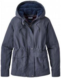 Patagonia - Women's Prairie Dawn Jacket - Winterjacke Gr L;M schwarz/blau/grau