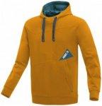 ABK - Butterhood Crag - Hoodie Gr XS braun/orange