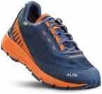 Alfa - Ramble Advance GTX - Multisportschuhe Gr 46 blau/orange/grau