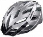 Alpina - FB Junior 2.0 Flash - Radhelm Gr 50-55 cm grau/schwarz