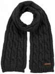 Barts - Kid's JP Cable Scarf - Schal Gr One Size schwarz