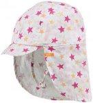 Barts - Kid's Tench Cap Gr 47 grau/rosa/weiß