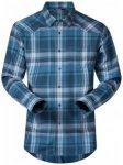 Bergans - Bjorli Shirt - Hemd Gr L blau