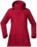 Bergans - Syvde Lady Jacket - Mantel Gr L;S;XL;XS schwarz/braun;rot/rosa;schwarz