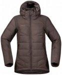 Bergans - Women's Rjukan Down Jacket - Winterjacke Gr S braun/schwarz