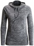 Black Diamond - Women's Crux Hoody - Yogashirt Gr XS/S grau/schwarz