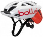 Bollé - The One Base - Radhelm Gr 51-54 cm grau/schwarz/weiß