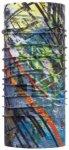 Buff - High UV Buff - Multifunktionstuch Gr 51 x 24,5 cm - 53-62 cm blau/grau
