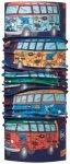 Buff - High UV Junior Buff - Halstuch Gr 4-12 Jahre - 50-55 cm blau/grau/türkis