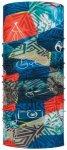 Buff - Kid's CoolNet UV+ - Schlauchschal blau/grau/türkis