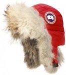 Canada Goose - Aviator Hat - Mütze Gr L/XL;S/M schwarz/grau/beige/weiß;beige/b
