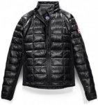 Canada Goose - Hybridge Lite Jacket - Daunenjacke Gr M schwarz/grau