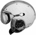 CASCO - SP-3 Limited Crystal - Skihelm Gr L - 58-62 cm grau/schwarz