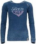 Chillaz - Women's L/S Serles Spirit Of Climbing - Longsleeve Gr 34 blau