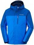 Columbia - Pouring Adventure II Jacket - Hardshelljacke Gr S blau