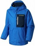 Columbia - Splash S'more Rain Jacket Boys - Regenjacke Gr S blau