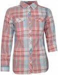 Columbia - Women's Camp Henry II L/S Shirt - Bluse Gr S grau