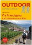 Conrad Stein Verlag - Via Francigena von Lausanne nach Rom 2. Auflage 2017