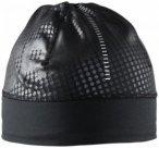 Craft - Livigno Printed Hat - Mütze Gr S/M schwarz/grau
