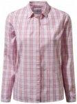 Craghoppers - Women's Candelo Shirt - Bluse Gr 12;14;16;18;20 grau/rosa