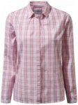 Craghoppers - Women's Candelo Shirt - Bluse Gr 18 grau/rosa