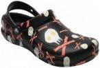 Crocs - Bistro Graphic Clog - Sandalen Gr M7 / W9 schwarz