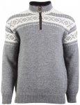Dale of Norway - Cortina Half Zip Sweater - Merinopullover Gr XL grau