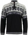 Dale of Norway - Vail - Wollpullover Gr L schwarz/grau