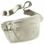 Deuter - Security Money Belt I - Hüfttasche Gr 12 x 24 cm grau/weiß